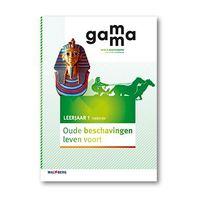 GaMMa - 2e editie Themaboek Oude beschavingen leven voort themaboek 1 vmbo-bk 2016