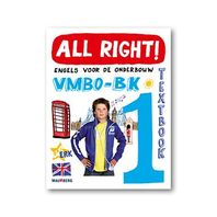 All Right! - 2e editie textbook 1 vmbo-bk