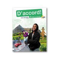 D'accord! - 3e editie handboek 2 vmbo-gt havo
