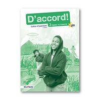 D'accord! - 3e editie werkboek 2 vmbo-gt havo