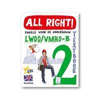 All Right! - 2e editie textbook 2 vmbo-b lwoo