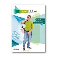 Rekenblokken - 3e editie Getallen en Verhoudingen leerwerkboek 1, 2, 3, 4 1F