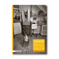 Talent - 2e editie antwoordenboek 1 vmbo-kgt