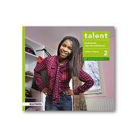 Talent - 2e editie leeropdrachtenboek 2 vmbo-t havo