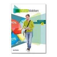 Rekenblokken - 3e editie Verbanden leerwerkboek 1, 2, 3, 4 2F