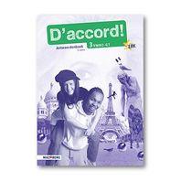 D'accord! - 3e editie antwoordenboek 3 vmbo-gt