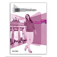 Taalblokken antwoordenboek Duits A1/A2
