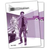Taalblokken antwoordenboek Engels A1/A2 (mbo 2/3) Deel A + B