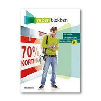 Rekenblokken - 3e editie Getallen en Verhoudingen leerwerkboek 1, 2, 3, 4 2F