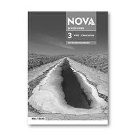Nova Scheikunde - 4e editie uitwerkingenboek 3 vwo gymnasium