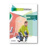 Rekenblokken - 3e editie Meten & Meetkunde en Verbanden leerwerkboek 1, 2, 3, 4 1F
