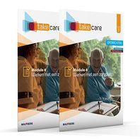 Take care boek niveau 3 Module 4: Werken met een zorgplan
