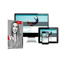 Verzorging voor Jou - 4e editie digitale oefenomgeving + werkboek 1, 2 havo vwo