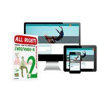 All Right! - 2e editie digitale oefenomgeving + werkboek 2 vmbo-b lwoo
