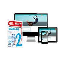 All Right! - 2e editie digitale oefenomgeving + werkboek 2 vmbo-bk