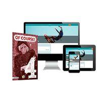 Of Course! - 3e editie digitale oefenomgeving + werkboek 4 vwo