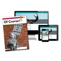 Of Course! - MAX boek + online 5 havo 4 jaar afname