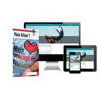 Na Klar! - MAX boek + online Deel b 1, 2 vmbo-bk 4 jaar afname