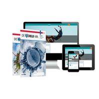 De wereld van - MAX boek + online 1 vmbo-bk 4 jaar afname