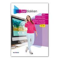 Taalblokken werkboek Duits A2/B1 Keuzedeel Commercieel / Verkoop / Marketing & Communicatie