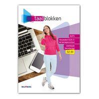 Taalblokken werkboek Duits A2/B1 Keuzedeel Secretarieel