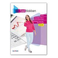 Taalblokken werkboek Duits A2/B1 Keuzedeel Financieel / Administratief