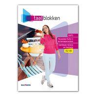 Taalblokken werkboek Duits A2/B1 Keuzedeel Travel / Leisure / Hospitality / Bediening / Ondernemer horeca / Bakkerij