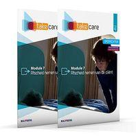 Take care boek niveau 4 Module 7: Afscheid nemen van de client