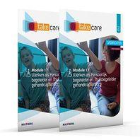 Take care boek niveau 4 Module 17: Werken als Persoonlijk Begeleider en Thuisbegeleider Gehandicaptenzorg