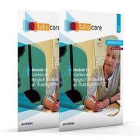 Take care boek niveau 4 Module 18: Werken als Agogisch medewerker en Thuisbegeleider Geestelijke Gezondheidszorg