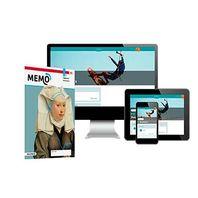 Memo - MAX boek + online 1 vmbo-kgt 4 jaar afname