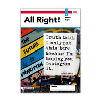 All Right! - MAX leerwerkboek 4 vmbo-k 2021