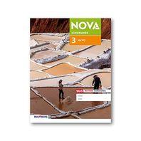 Nova Scheikunde - MAX leeropdrachtenboek 3 havo 2018