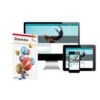 Dilemma - MAX boek + online 4, 5 havo 4 jaar afname