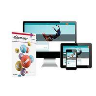 Dilemma - MAX boek + online 4, 5, 6 vwo 4 jaar afname