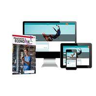 Praktische Economie - MAX boek + online 3 vwo gymnasium 4 jaar afname