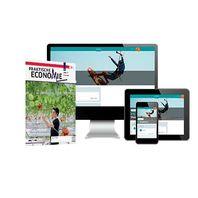 Praktische Economie - MAX boek + online 3 tto vwo 4 jaar afname