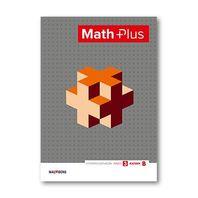 MathPlus - MAX Wiskunde B uitwerkingen katern Katern B 3 havo 2018