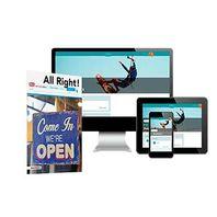All Right! - MAX boek + online 1 vmbo-bk 6 jaar afname