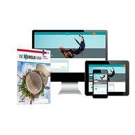 De wereld van - MAX boek + online 1 vmbo-bk 6 jaar afname