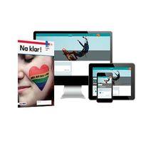 Na Klar! - MAX boek + online Deel a 1, 2 vmbo-bk 6 jaar afname