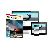 Nova NaSk - MAX boek + online 1, 2 mavo havo 6 jaar afname
