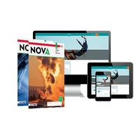 Nova Scheikunde NaSk2 - MAX boek + online 3 vmbo-gt 6 jaar afname