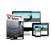 Talent - MAX boek + online 1 vmbo-kgt 6 jaar afname
