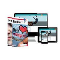 Na Klar! - MAX boek + online Deel a en b 1, 2 vmbo-bk 2 jaar afname