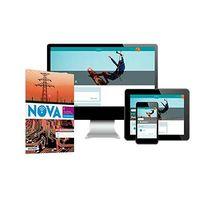 Nova Natuurkunde - MAX boek + online 3 vwo gymnasium 2 jaar afname
