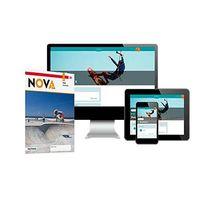 Nova Scheikunde - MAX boek + online 4 havo 2 jaar afname