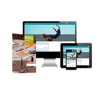Nova Scheikunde - MAX boek + online 3 havo 2 jaar afname
