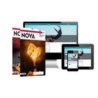 Nova Scheikunde - MAX boek + online 3 vwo gymnasium 2 jaar afname
