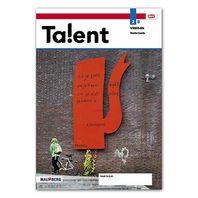 Talent - MAX leerwerkboek Deel b 2 vmbo-bk 2020